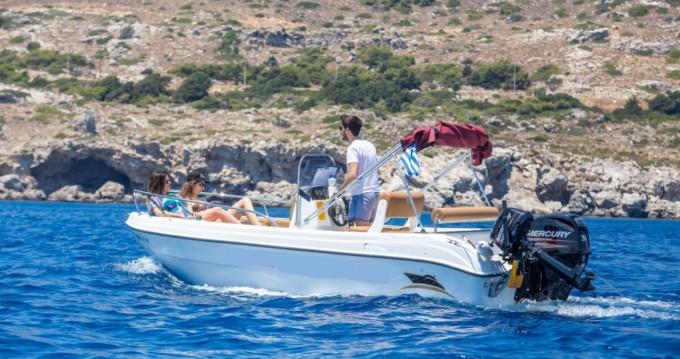 Noleggio yacht a Rhodes – Karel Paxos 170 su SamBoat
