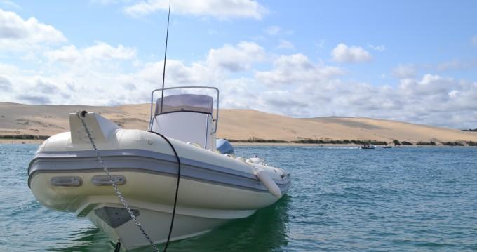 Noleggio Barca a motore con o senza skipper Jmp-International a Port de la Vigne