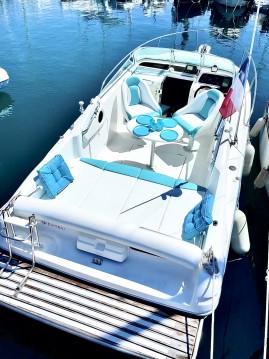 Barca a motore a noleggio a Saint-Raphaël al miglior prezzo