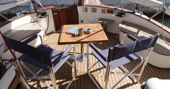Noleggio barche Pula economico Menorquin 100