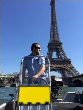 Noleggio Barca a motore a Paris – Skylla 500