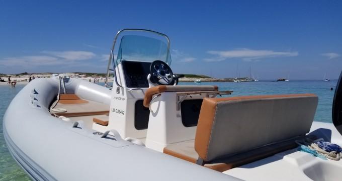 Noleggio yacht a Kernével – Zodiac Medline 580 Hypalon su SamBoat