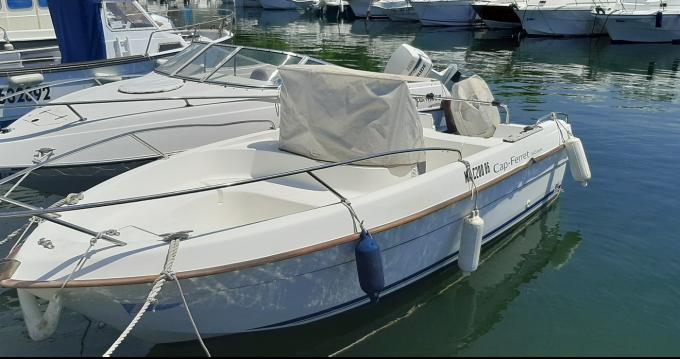 Noleggiare una B2 Marine Cap Ferret 502 Open a Marseille