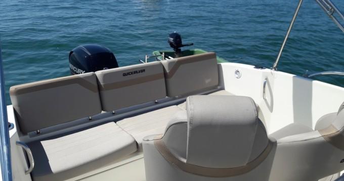 Noleggio barche Quicksilver Activ 675 Open a Andernos-les-Bains su Samboat