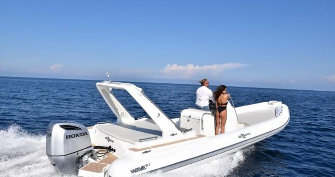 Noleggio barche Altamarea Wave 27 a Palermo su Samboat