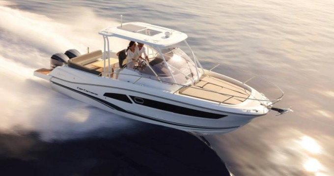 Noleggio Barca a motore a La Spezia – Jeanneau Cap Camarat 9.0 WA