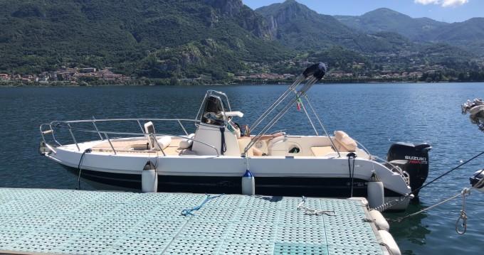 Noleggio barche Lecco economico Italmar wa 20