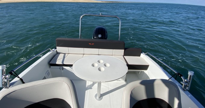 Noleggio barche Saint-Martin-de-Ré economico Flyer 6.6 SPACEdeck